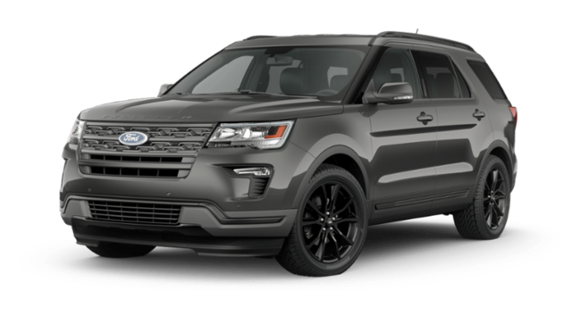 New 2019 Ford Explorer XLT SUV for sale in Bennington VT